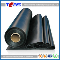 Good quality epdm membrane of waterproofing and smooth & textured surface epdm membrane
