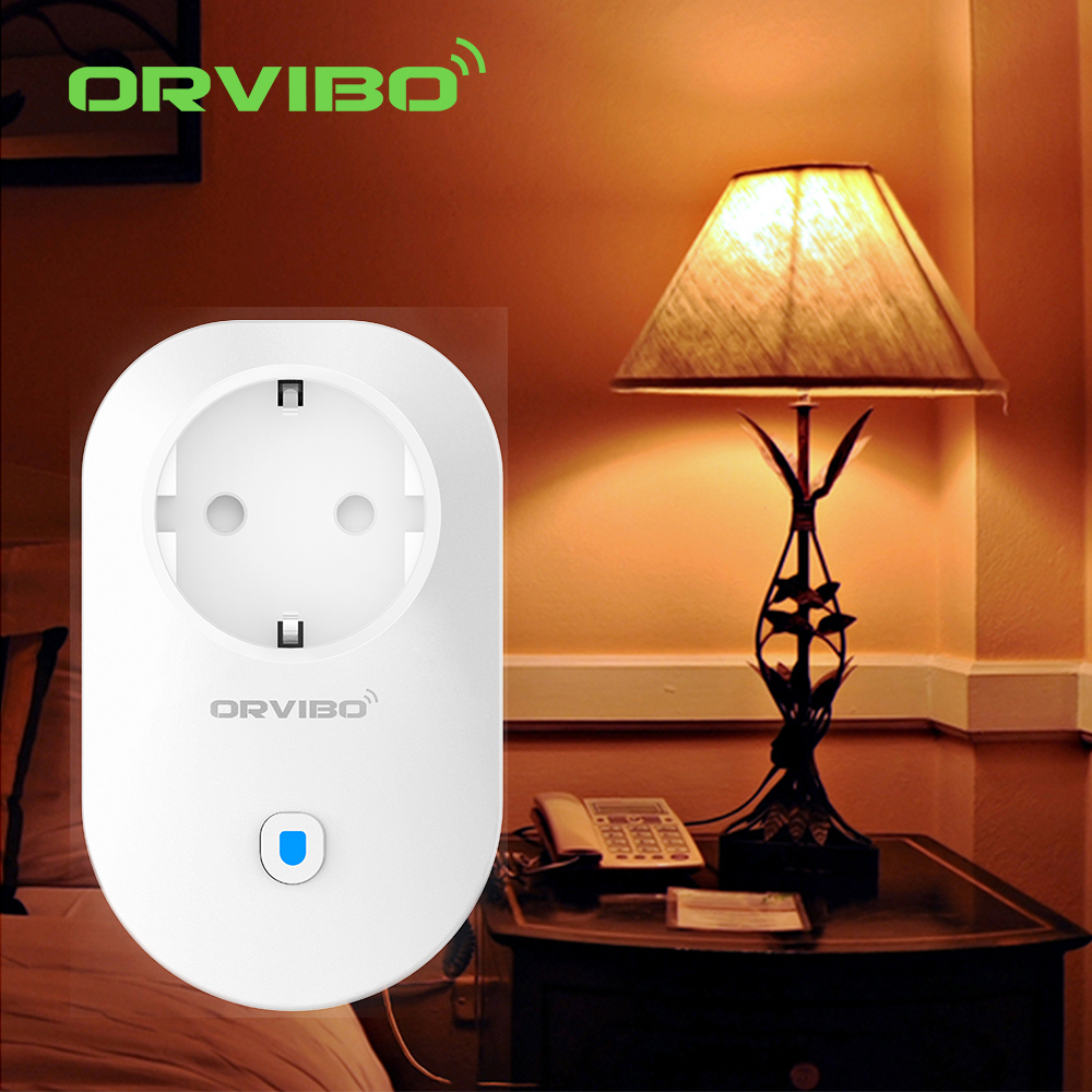 ORVIBO smart plug alexa B25EU smart power plug wifi eu plug
