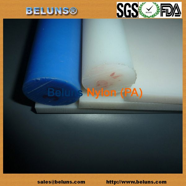 Nylon Sheet solid plastic blocks