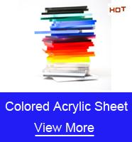 acrylic glitter sheet