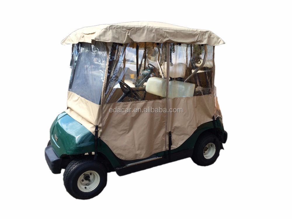 Golf Cart Closure