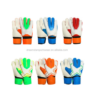 6 Colors Football Player Gloves Goalkeeper