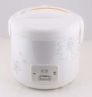 2.5L white mini Electric Industrial parts for electric rice cooker for family cooking