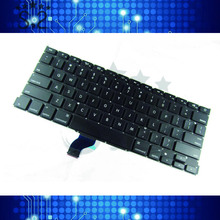 New A1502 US Keyboard For Macbook Pro Retina 2013-2015 Year