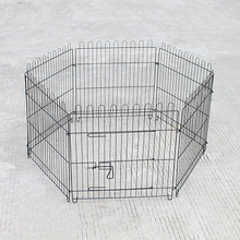 Metal Dog Playpens for outdoor Puppy runs Barrier Fence