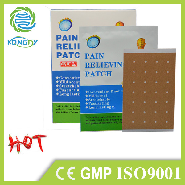 2016 New products health care products Japanese back pain relief patch