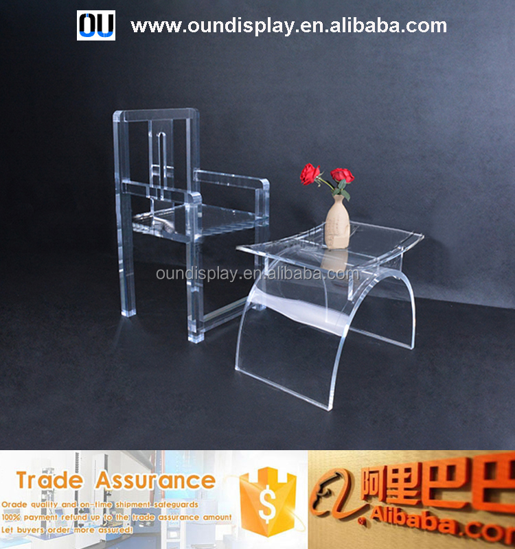 clear acrylic furniture desk student piano desk handmade acrylic furniture chair