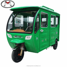 Cheap Cabin Taxi Battery Powered Tricycle Passenger Motorcycles