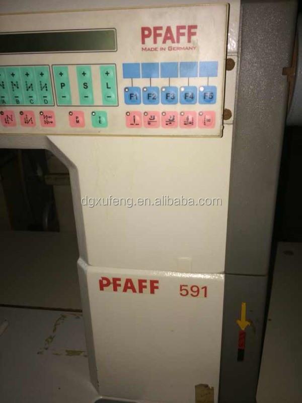 pfaff 591 sewing machine