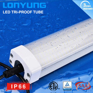 best selling products IP66 900MM outdoor triproof led light newest waterproof bathroom lighting 40w 50w 60w 80w