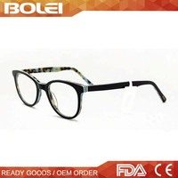 brand classic new model acetate fashion optical frame
