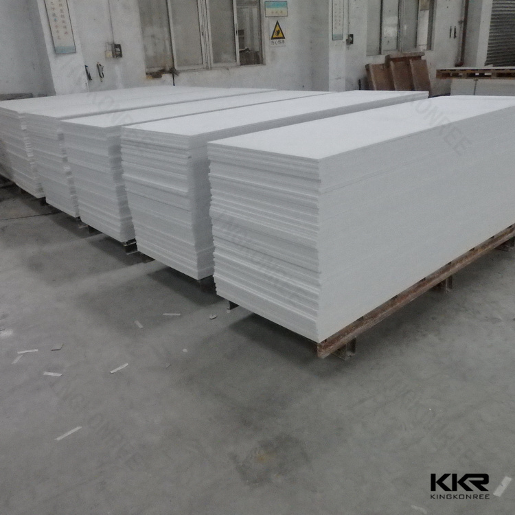 solid surface decorative panels, polystone solid surface