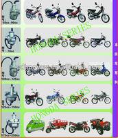 50cc-250cc Carburetor of scooter, moped, motorcycle, ATV carburetor