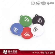 For bus system contactless washable smart small 125khz rfid tags