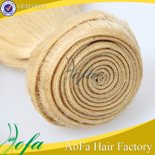 blonde brazilian hair weft hair bundles hand tied brazilian hair weft