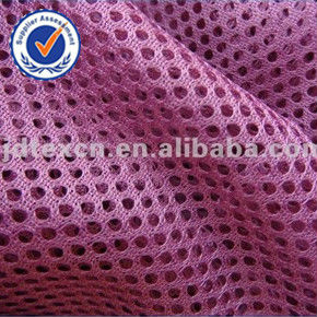 poly mesh fabric