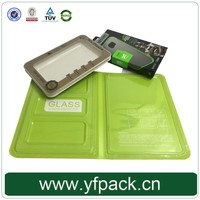 Packaging Products Popular Paper Box Phone Case Packaging with Clear Window/Transparent Plastic Window