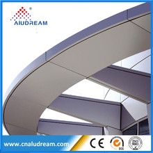 facade wall system 6mm aluminum composite <strong>panel</strong>