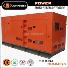 Top quality famous engine brand 360kw generator diesel genset price