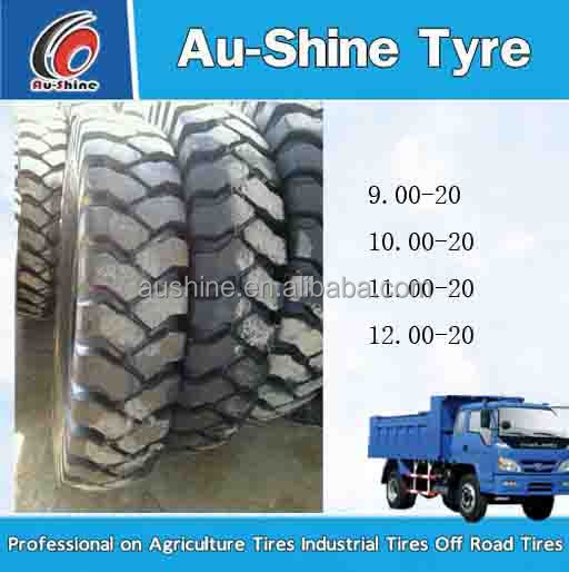 AU 621 truck tire discounter 10.00-20 wheels and tires package
