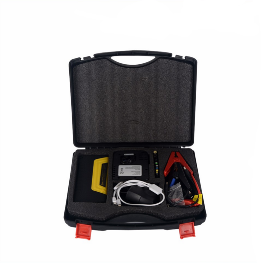 68800mah battery booster pack jump starter with air pump