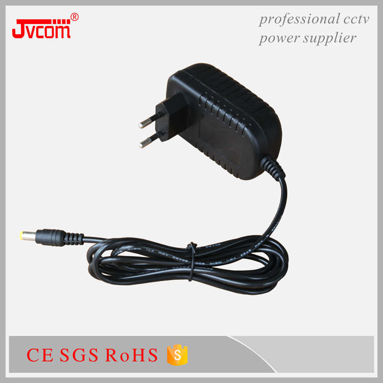 AC/DC Power Adapter 12v 1a CCTV Monitoring Wall Charger wholesale power adapter