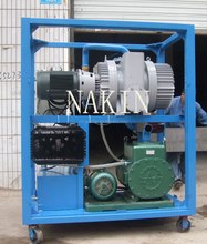 Vacuum Pumping Unit with booster pump and vacuum pump