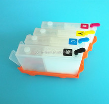 HP655 ink cartridge with chip for hp 655 refill ink cartridge for hp 3525 5525 4615 4625 printer cartridges the lowest price