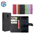 2017 Unique Leather Wallet Stand Flip Case Cover For Nokia 3 TA-1020 TA-1028 TA-1032 TA-1038
