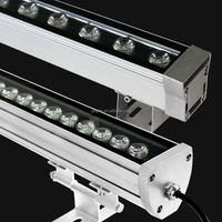 High power outdoor building decoration IP65 DMX led wall washer 36w