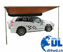 China 4x4 accessories awning tent camping car awning car side awning