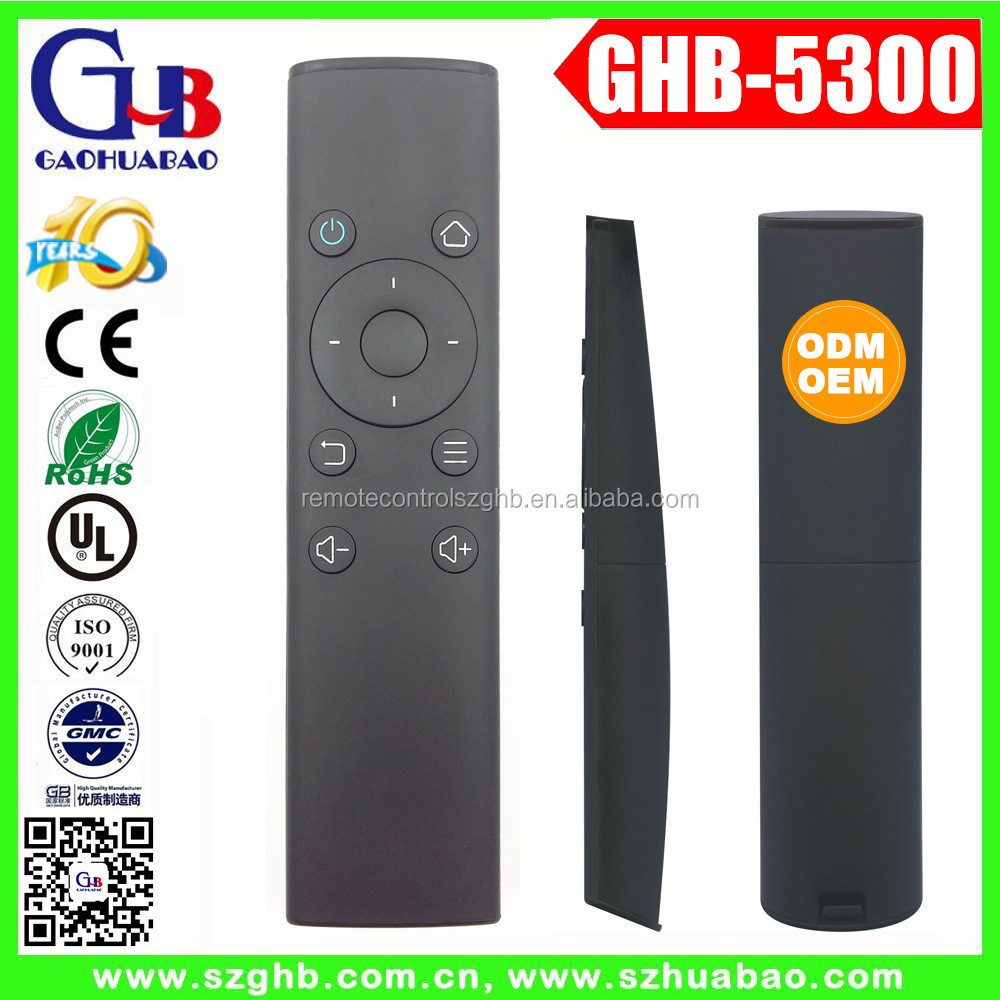 GHB-5300 11 KEY IR SAT IPTV STB DVB TV ANDROID TV BOX OTT BOX Remote Control