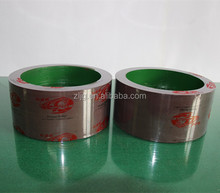 "Rice hulling rubber roll 6"" x 8 3/4 iron drum"