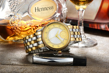 Top quality top brand style leader's watch for president voting promotion