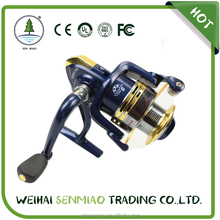 Wholesale 9+1BB 5.2:1 Gear Ratio ABS Body China Cheap Spinning Fishing Reel