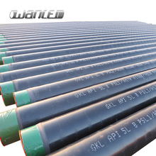 Different types of 3PE coating carbon steel pipes price