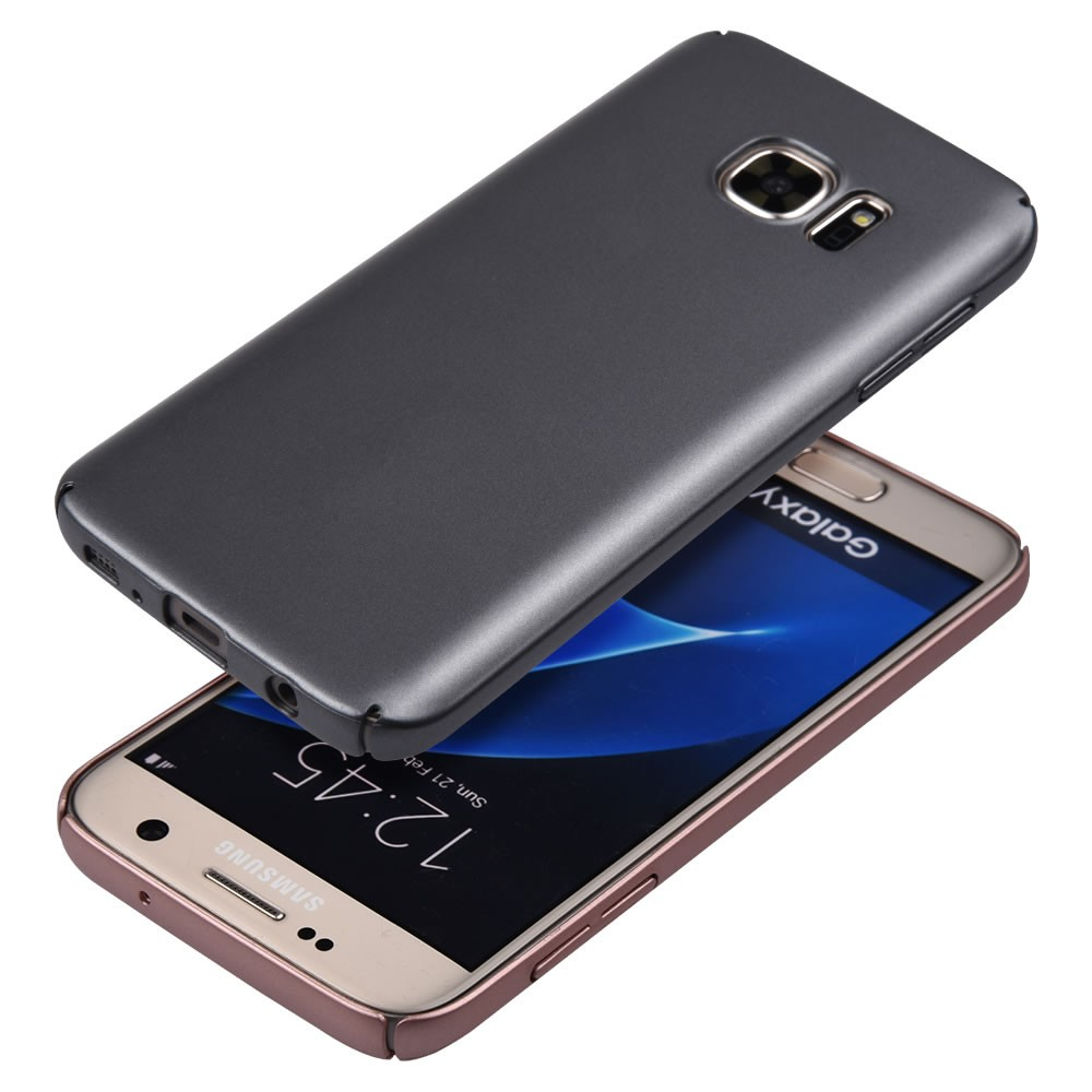 C&T Ultra Slim Smooth Surface Hard PC Plastic Corner Full Protective Case for Samsung Galaxy S7