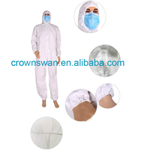 Disposable Gown,Nonwoven Smock,Disposble Garment Medical supplers