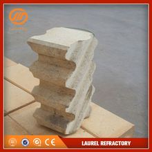 good quality pizza oven fire clay brick for heat furnace