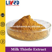 Medicinal Plant 80% Milk Thistle Extract