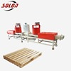 automatic heat press machine wood recycling machine woodworking machinery price