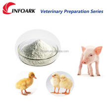 Veterinary medicine Amoxicillin Soluble Powder for cattle