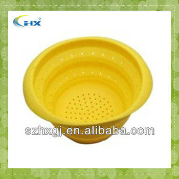 G-2013 Disney Approved Factory Custom Silicone Food Steamer