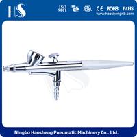 China Supplier HS-209 single action 0.4mm airbrush makeup gun