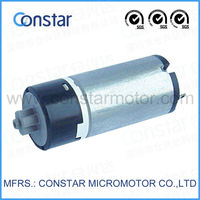6mm~12mm three phase DC motor with gear box for RC toys and more