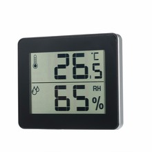 Household Digital Thermometer Hygrometer for Measuring Temperature Humidity
