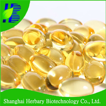 GMP manufacturer supply Evening primrose oil capsule