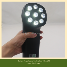 Portable Rechargeable LED Stroboscope for Defects Detecting