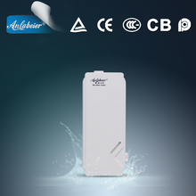 factory price electric tankless water heater with mini heater for shower