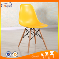 Hot Sale Plastic Chair General Used Dining Room Furniture Type
